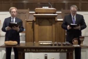 Oakmont presby worship