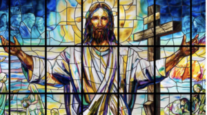 church of resurrection window