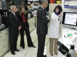 Obama preparing for pandemic